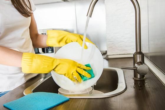 Na mytí raději používejte šetrnější prostředky