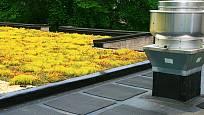 ploché střechy dokáží potrápit