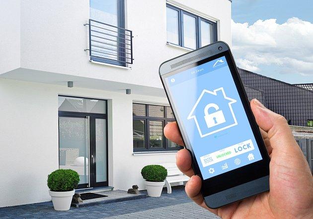 Chytrý dům potřebuje i chytré bezpečnostní dveře.