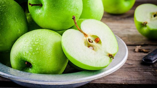 Granny Smith - legenda mezi jablky.