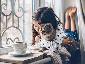 Káva není kvůli kofeinu ideálním nápojem pro děti.