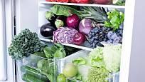 Díky kvalitní chladničce můžeme snadno jíst zdravěji