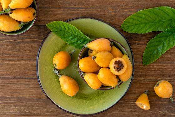 Mišpule je méně známý druh ovoce