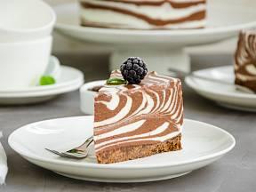 Zebra dort je snadný a stylový.