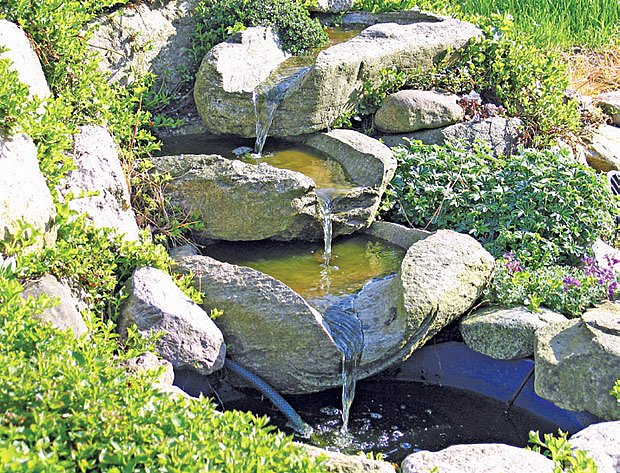 Kaskáda pro vodopád