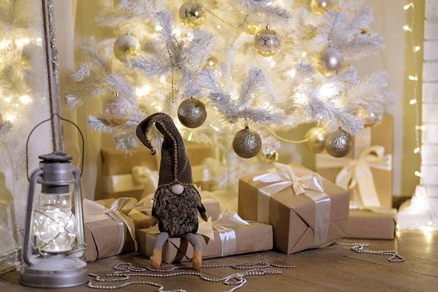 Vánoční skřítek je hitem svátků