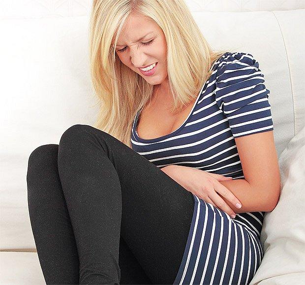 průjmy provází i nepřijmná bolest břicha