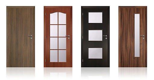 nové dveře