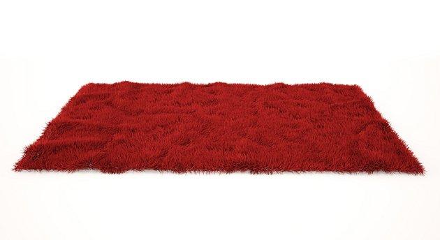 Pokud lze nějaký interiérový doplněk pokládat za symbol hřejivosti, pak huňatý koberec.