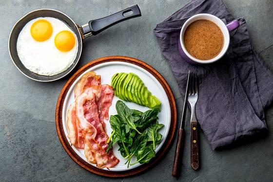 Při keto stravě se nejčastěji jí vejce.