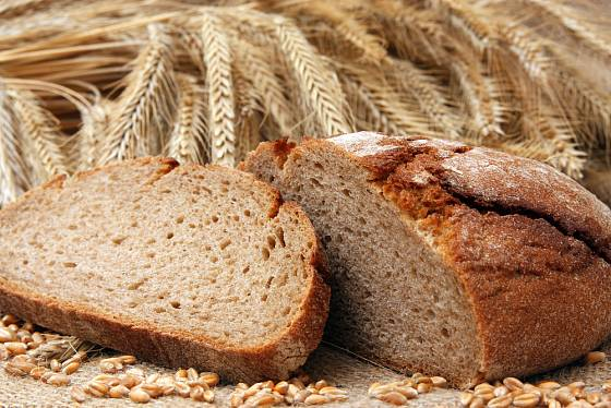 Žitný chléb, chutný i zdravý