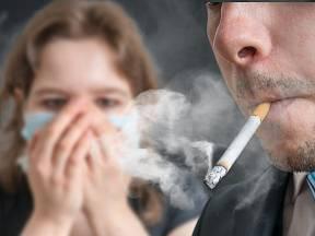 Kouření má zásadní podíl na rakovině plic.