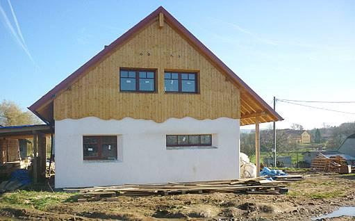dokončená stavba