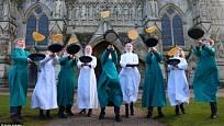 V Anglii na Velikonoce smaží palačinky