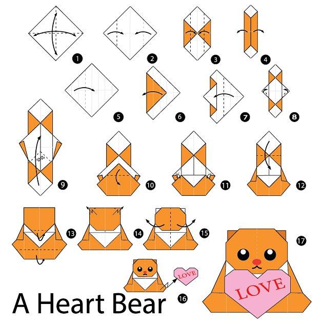 A co takhle zamilovaný medvěd?