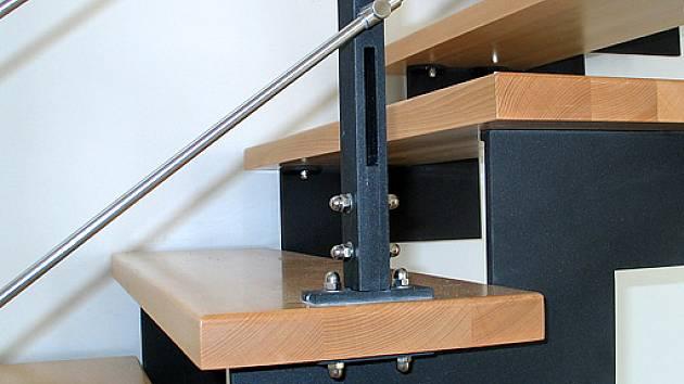 Schody A Schodiště Materiál Opravy Normy Zábradlí