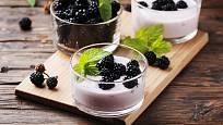 Ostružiny v jogurtu, chutná a výjimečně zdravá snídaně i svačina