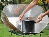 Jednoduchý solární vařič