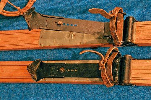 Bilgeriho vázání bylo ve výstroji armády až do roku 1930