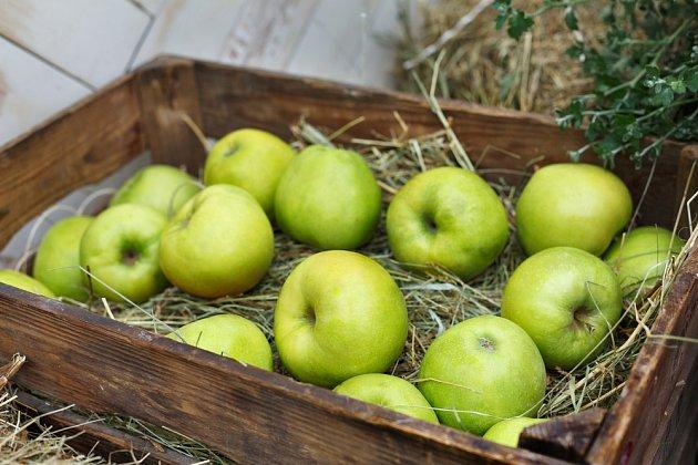 S ovocem určeným k dlouhému skladování je třeba zacházet šetrně