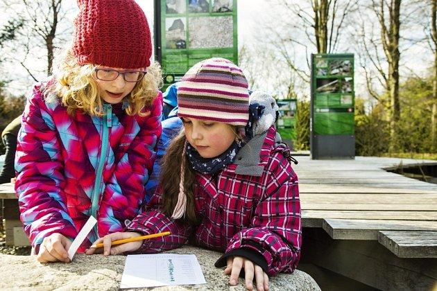 Oslavy Dne země nabízejí mnoho aktivit především pro děti.