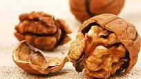 ořechy se lépe loupají po namočení do slané vody