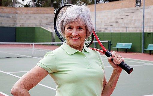 """Cvičte - posilujete tak krevní oběh a """"výživu"""" nervů v končetinách."""