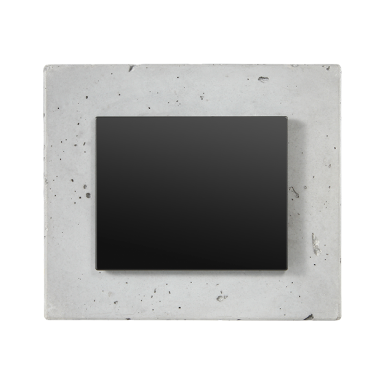 betonový rámeček