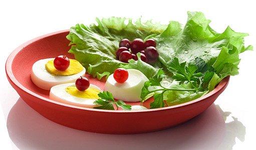 Salát s klikvou