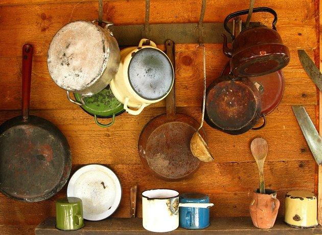 Metody můžete použít na jakékoli nádobí.