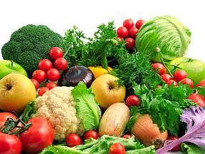 Čerstvé ovoce a zelenina jsou pro odlehčovací kúry ideální.