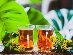 Třezalkový čaj pomáhá zklidnit naši mysl, může problémy se spaním zredukovat a časem i úplně srovnat.