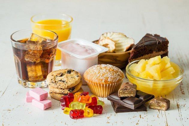 U některých jídel nás obsah cukru nepřekvapí