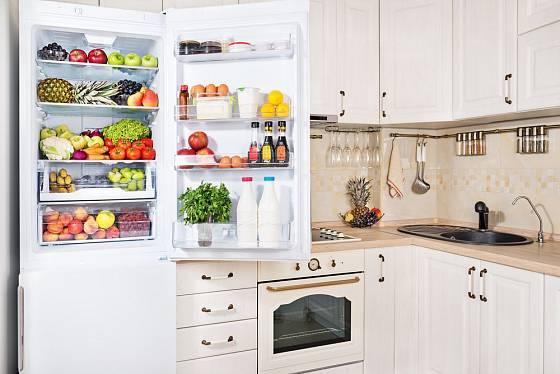 Chladnička dnes patří mezi nepostradatelné vybavení kuchyně