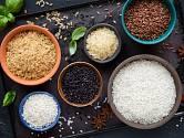 Různé barvy rýže napoví i o jejich odlišném využití.