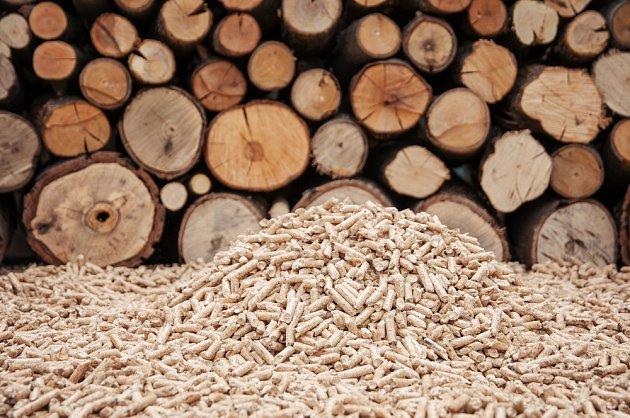 V krbových kamnech se nejčastěji topí dřevem nebo peletami.