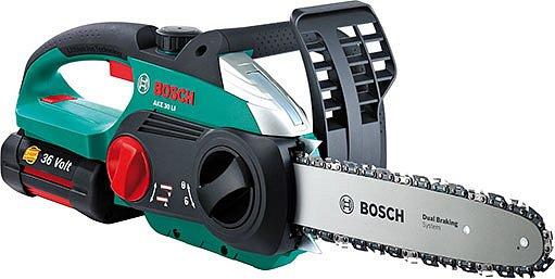 aku motorová pila Bosch