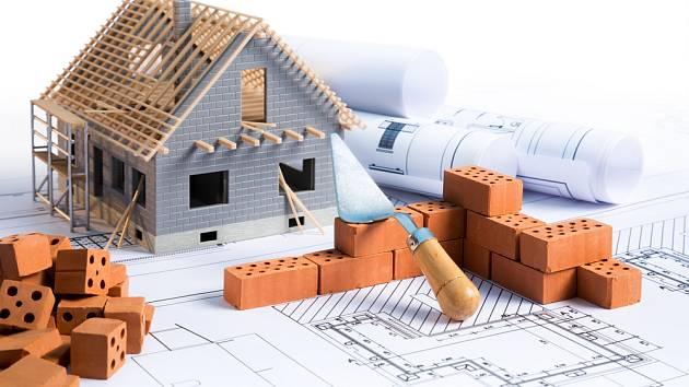 Cihly patří k oblíbeným stavebním materiálům.