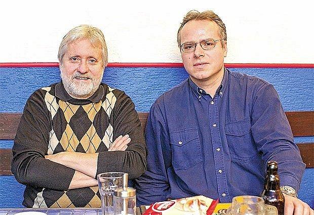 Pavel Skřivan a Jan Kreps