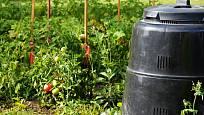 Kompostér z recyklovaného termoplastu je další možností, jak šetřit přírodu.