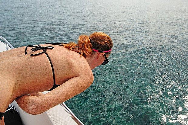 Kinetóza - mořská nemoc