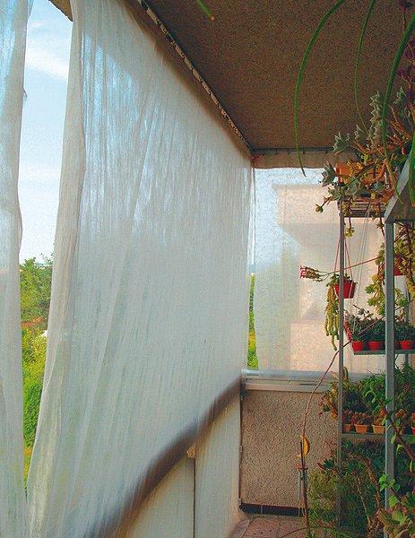 zazimování balkónu