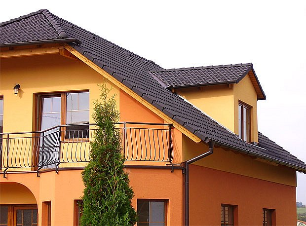 realizace střechy - KM Beta