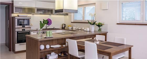 Kuchyně centrem domu