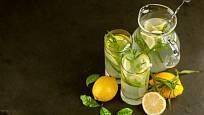 Estragonová limonáda je příjemným osvěžením v letních vedrech.