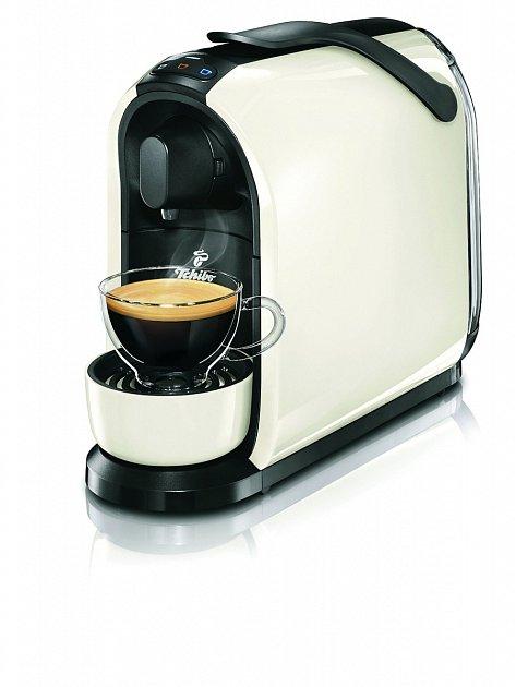 1. místo:Kávovar Tchibo CAFISSIMO PURE