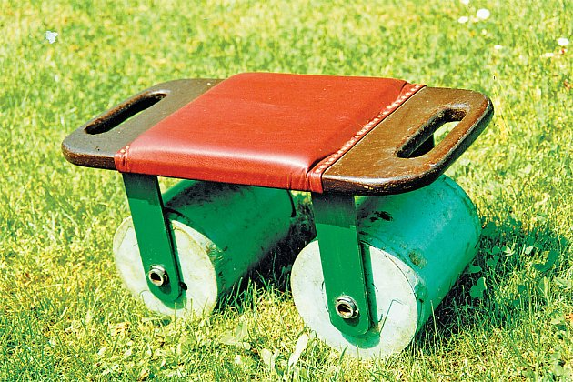 pojízdná sedačka