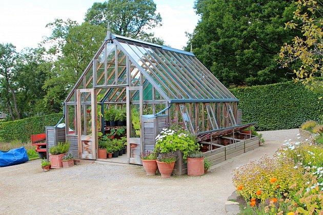 Za mrazivých nocí je lepší si jarní výsadbu předpěstovat raději ve skleníku.