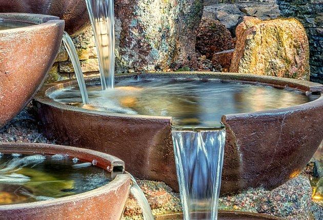 V letních vedrech oceníte jakýkoli vodní prvek v zahradě.