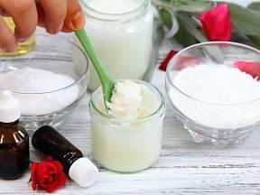 Výroba domácího deodorantu je jednoduchá